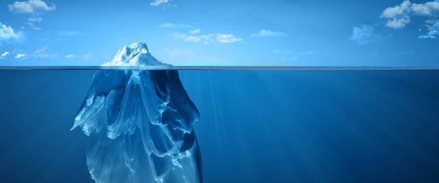 верхушка айсберга