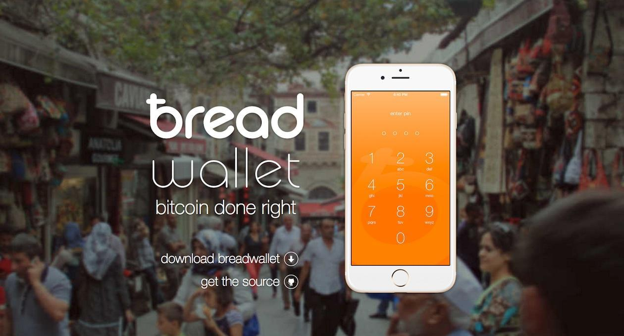 Bridge Protocol Wallet for iPhone