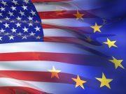 Из США в Европу