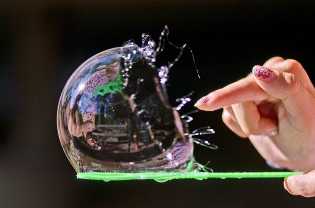 Криптовалюта Пузырь