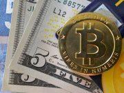 bitcoin equals dollars