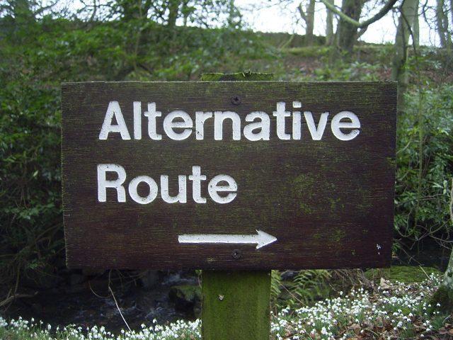 AlternativeRoute