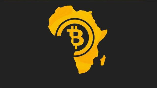 Африка биткоин