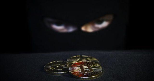 Bitcoin-criminal