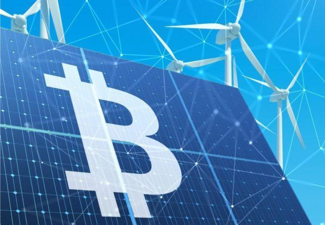 Solar-bitcoin