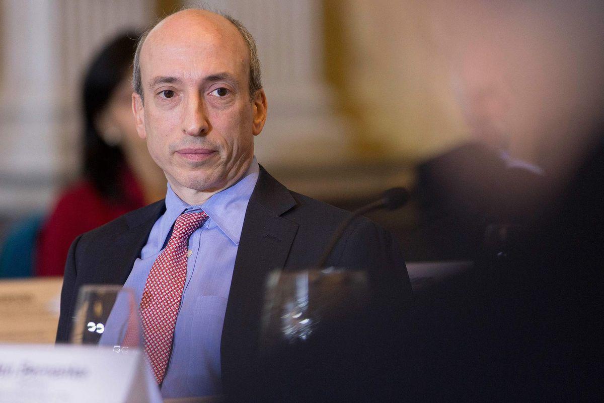 Глава SEC объяснил, что необходимо для одобрения биткоин-ETF