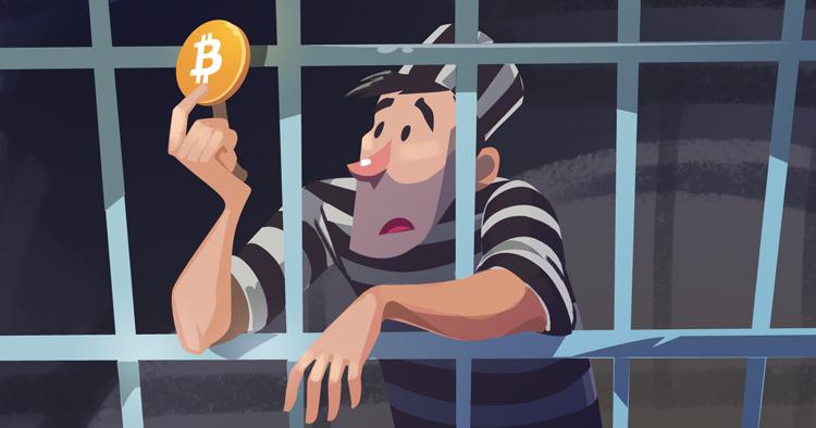 биткоин криминал