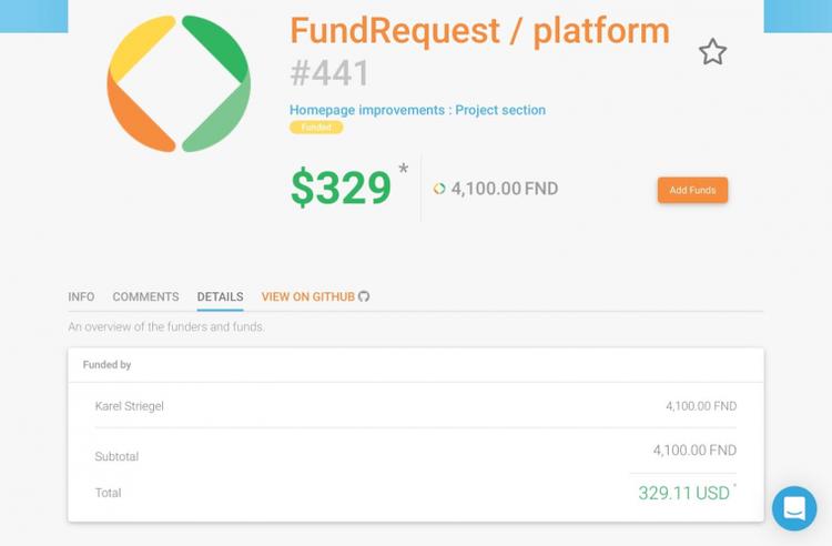 fundrequest4 - Топ 3 блокчейн-проекта с работающими продуктами