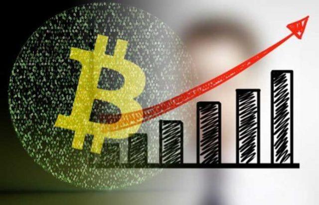 Bitcoins-Hashrate