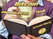 Bitcoin-slang