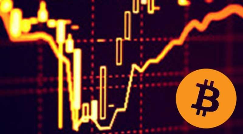 Santiment прогнозируют высокую волатильность на рынке биткоина