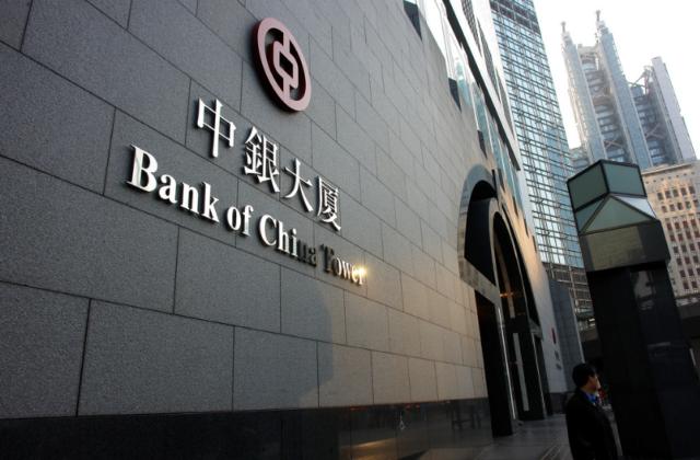 банк китай