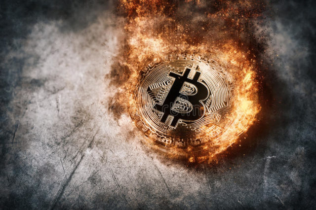 burning-bitcoin