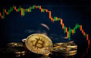 падение биткоин