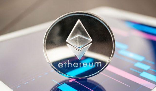 Цена Ethereum поднялась к отметке $430