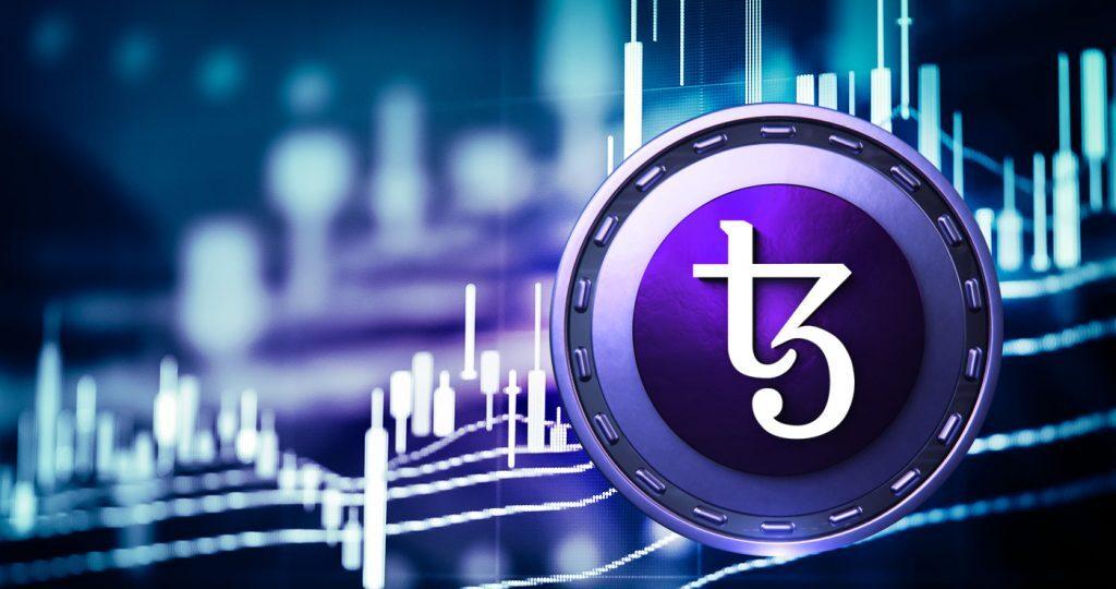 Почему поднялась цена Tezos?