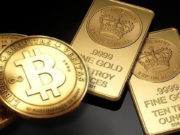 bticoin and gold