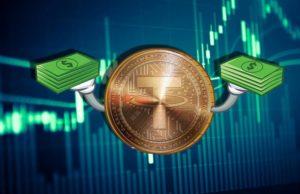 Tether-USDT-cryptocurrency