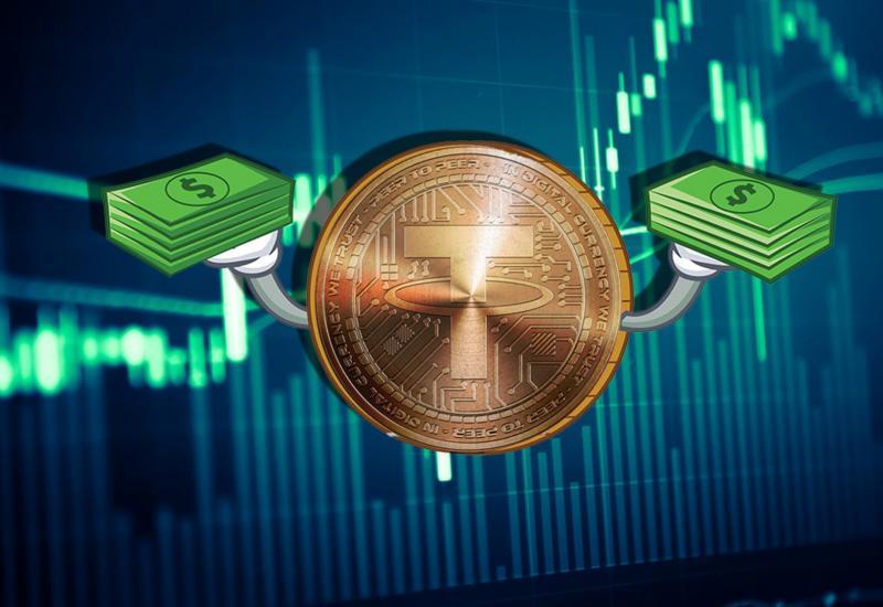 Bloomberg: Tether дает кредиты на миллиарды долларов, принимая в качестве залога BTC