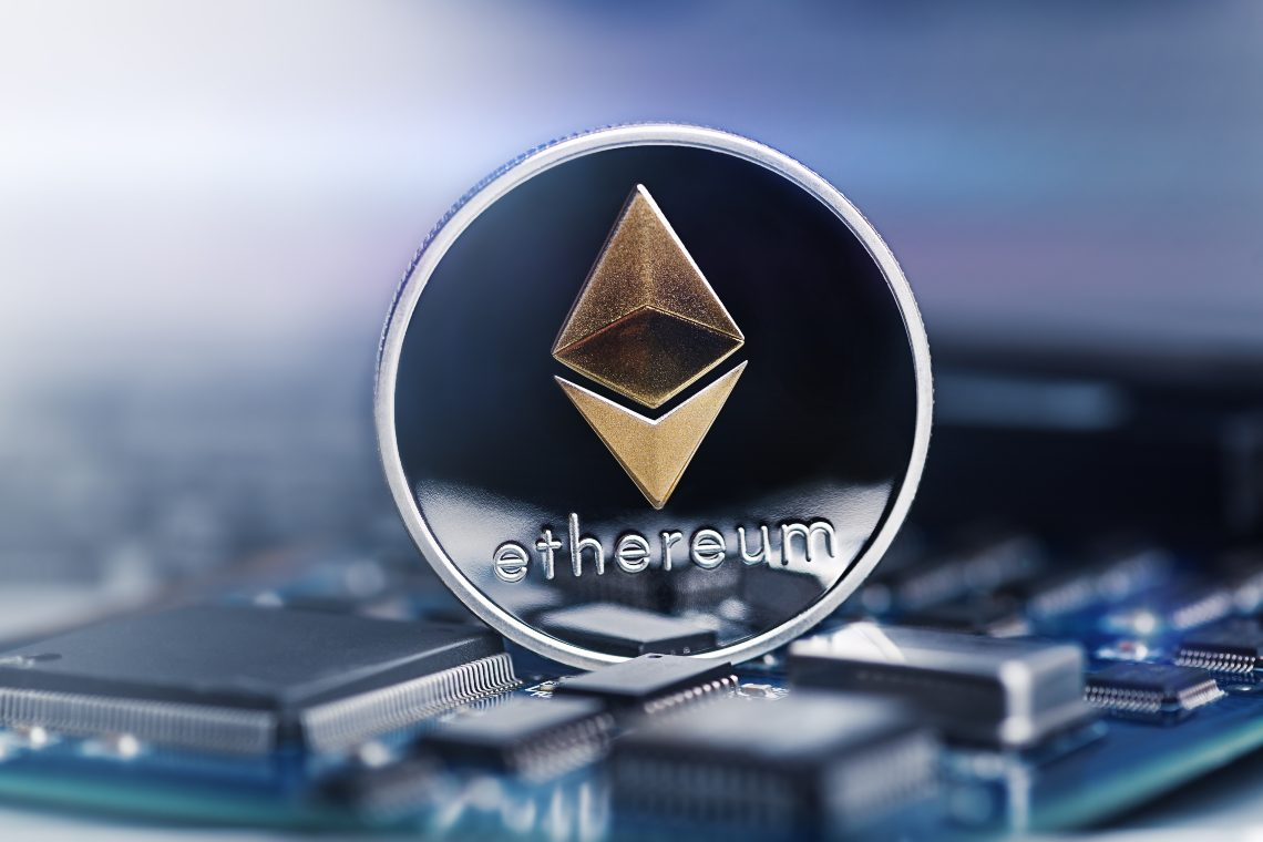 В блокчейне Ethereum перевели $63 млн с комиссией в $4,2