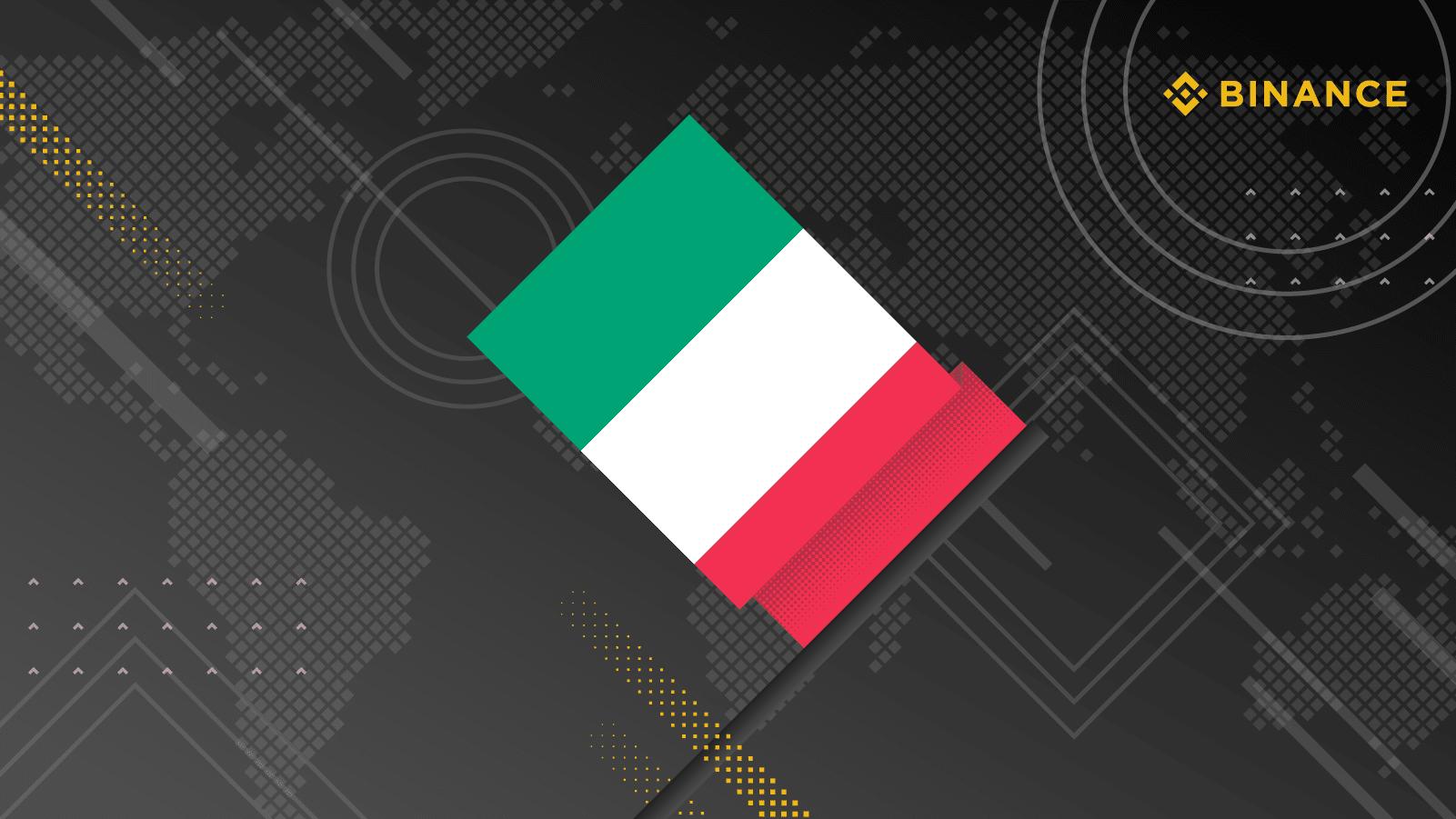 Италия присоединилась к гонениям на Binance